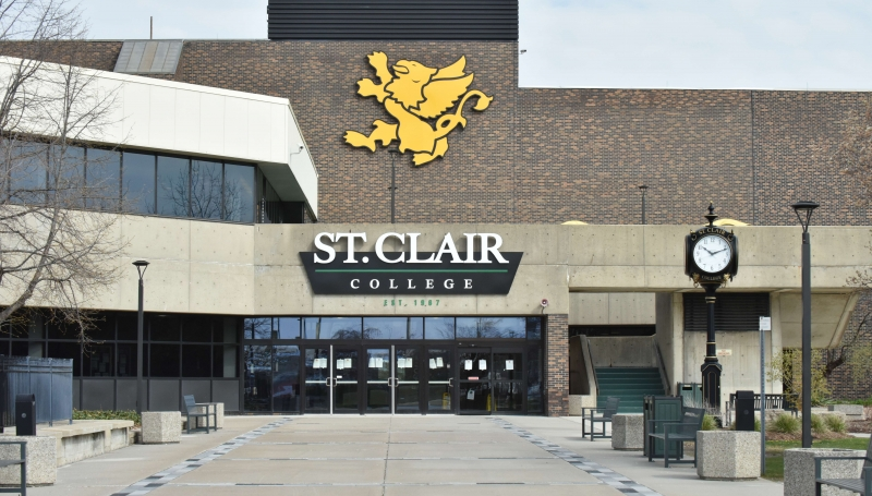 France said St. Clair will first focus on opening labs for students who require time to finish their Winter Semester, and the College will then turn its attention to students in the Spring Semester.